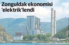 "Zonguldak ekonomisi ""elektrik""lendi"