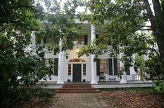 The Weatherbee  ca 1840. One of the few in the Jackson area to survive the Civil War. Beautifully set on 17.5 acres Pool,wonderful Guest House, 3 bdrm cottage, Barn, other outbuildings and many more features. $ 1,195,000 Property Taxes: 2000