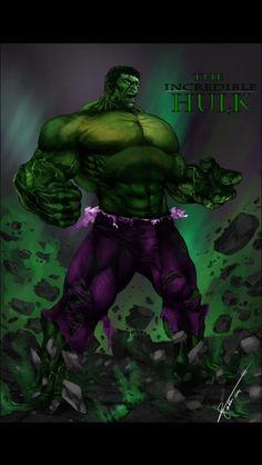 #Hulk #Fan #Art. (Hulk) By: Mohkin. (THE * 5 * STÅR * ÅWARD * OF: * AW YEAH, IT'S MAJOR ÅWESOMENESS!!!™) ÅÅÅ+