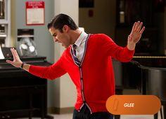 Blaine, por su parte, debe volver a las Cheerios a menos que derrote a Sue en el desafío Mariah Carey vs. Nicki Minaj. Glee - Sábados, 19h #EuCurtoFOX http://www.canalfox.com.br/glee