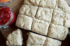 Ukemeny for uke 8 Scones, Wok, Dairy, Bread, Cheese, Baking Soda, Brot, Baking, Breads