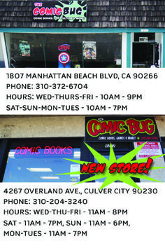 10/3,4/15  24-Hour Comic Day at The Comic Bug and various