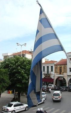 Streets of Tripoli, Arcadia, Greece