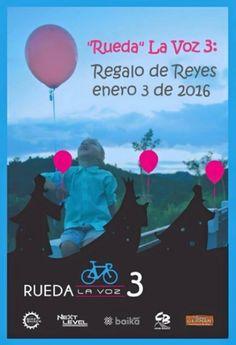 https://www.mieventoonline.com/index.php/events/event/77/Rueda-La-Voz-3  Si te gustó el Rueda La Voz 2, la tercera edición será inigualable. Domingo, 3 de enero 2016, ruta de Dorado a Barceloneta.