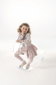 Kartell Launches a Line Dedicated to Kids - Design Milk My Shopping List, Stylish Kids, Little People, White Dress, Product Launch, Design Transparent, Design Japonais, Children, Cnc