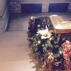 The Hall's Christmas decorations were exquisite! Christmas Decorations, Christmas Tree, Holiday Decor, World Food Prize, Interactive Display, Restoration, Teal Christmas Tree, Xmas Trees, Christmas Trees