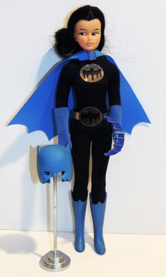 1967 Ideal Batgirl Super Queen Doll 1966 Batman Captain Action Counterpart   eBay