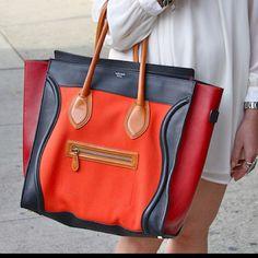 celine luggage tote burgundy - ?CELINE? on Pinterest | Celine Bag, Celine Handbags and Totes
