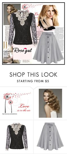 """Rosegal 23"" by divi121314 ❤ liked on Polyvore featuring women and rosegal"