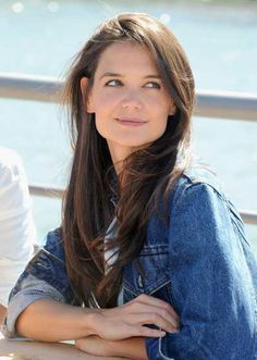 #KatieHolmes spotted at Hellmann's 100th Birthday Event at #Pier84 on September 24, 2013 in New York City