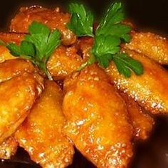 Vietnamese golden chicken wings @ allrecipes.asia