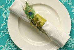 Upgrade Dinnertime: 7 DIY Napkin Ring Ideas