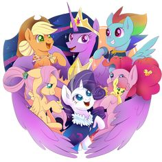 Under Your Wings by KumikoPonyLK on DeviantArt My Little Pony Comic, My Little Pony Drawing, My Little Pony Pictures, Princesa Twilight Sparkle, Mlp Pony, Pony Pony, My Little Pony Merchandise, Cartoon Shows, My Little Pony Friendship