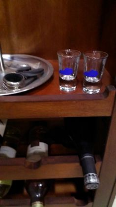 Simply Kentucky | Shot Glasses | Barware
