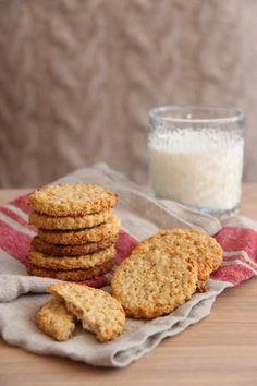 Havrekjeks - My Little Kitchen Little Kitchen, Nom Nom, Cereal, Food And Drink, Dessert, Baking, Breakfast, Mittens, Cakes