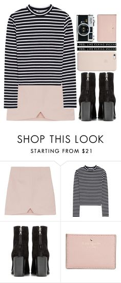 """""""OMG! RTD!!"""" by sewing-girl ❤ liked on Polyvore featuring T By Alexander Wang, rag & bone, Kate Spade and Black Apple"""