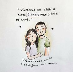 Ah O Amor, Comics, Growing Old Together, Sentimental Quotes, Inspiration Quotes, Feelings, Dios, Truths, Cartoons