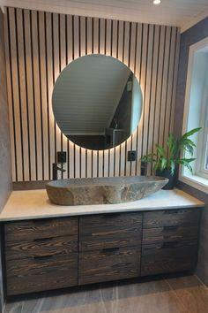 Modern Bathroom Design, Bathroom Interior Design, Sweet Home, Design Inspiration, Mirror, Home Decor, Tiling, Home, Modern