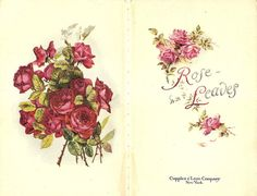 Rose leaves 3 by ~jinifur on deviantART