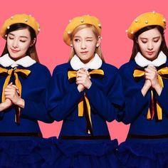 "GIRLS' GENERATION - TTS ""Dear Santa"" : Taeyeon, Tiffany, Seohyun"