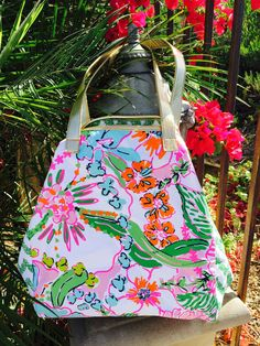 Lilly for Target beach bag