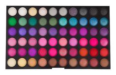 Coastal Scents: 120 Palette One
