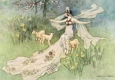 Warwick Goble, The Fairy Queen