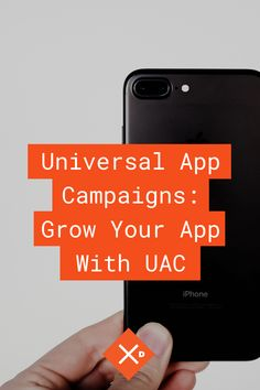 Universal App Campaigns are the best way to promote your app across Google's properties. Read our best practices, examples & how to set up a Google UAC. Best Practice, Infographic, Campaign, Advertising, Good Things, App, Marketing, Digital, Reading