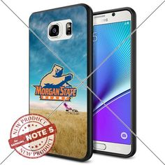 NEW Morgan State Bears Logo NCAA #1340 Samsung Note5 Black Case Smartphone Case Cover Collector TPU Rubber original by WADE CASE [Breaking Bad] WADE CASE http://www.amazon.com/dp/B017KVLM8A/ref=cm_sw_r_pi_dp_oCLAwb1RWHF1G
