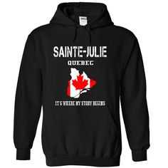 SAINTE-JULIE-- Its Where My ᗚ Story Begins!Multiple styles available, This is limited edition. Grab for you today before too late.SAINTE-JULIE-- Its Where My Story Begins!