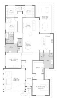 The Rubik Floorplan by GO Homes