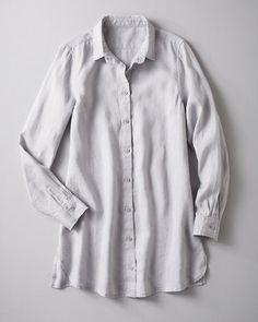 Easy Linen Tunic
