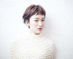Pin on ショート Pink Short Hair, Super Short Hair, Short Hair Cuts, Short Hair Styles, Short Bangs, Edgy Haircuts, Cute Short Haircuts, Short Hairstyles For Women, Cool Hairstyles
