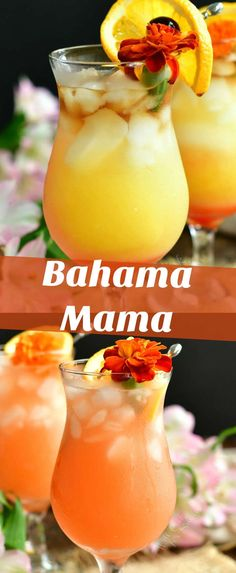 Fruity Alcohol Drinks, Fruity Cocktails, Easy Cocktails, Easy Fruity Mixed Drinks, Orange Alcoholic Drinks, Alcoholic Drinks With Pineapple Juice, Best Rum Cocktails, Sweet Mixed Drinks, Orange Juice Cocktails