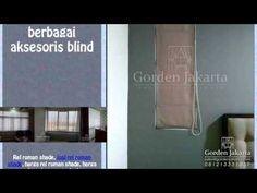 0812-1333-1859(TSel), Roman Shade - YouTube