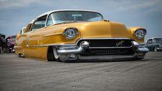 Dropped 1956(?) Cadillac