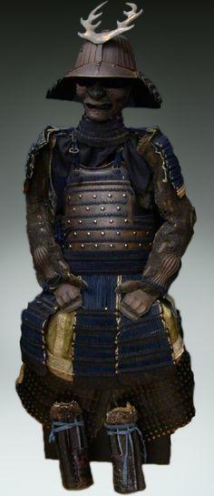 Samurai armor -By artsfeng.com