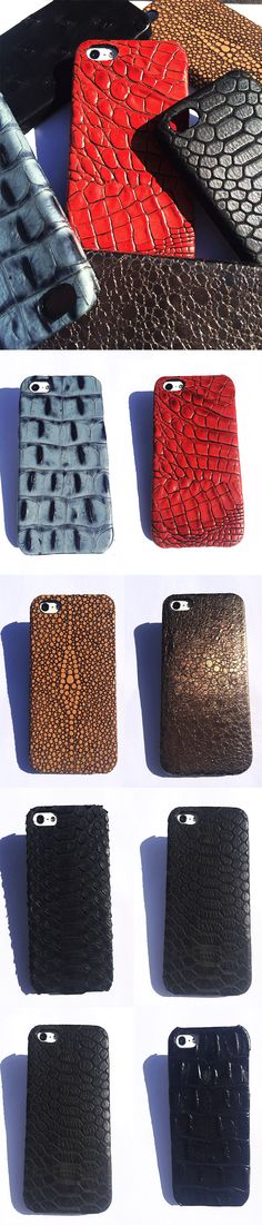 Crocodile, Python, or Snake leather - Valenz handmade