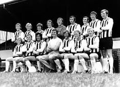Putting the grim into Grimsby, 1973 Grimsby Town Fc, Leeds United, The Grim, Team Photos, Football, English, Game, Beautiful, Soccer