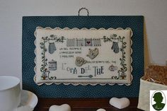 L'ORA DEL THE by SaraGuermani on Etsy