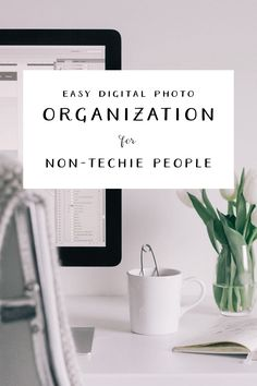 Easy Digital Photo Organization for Non-Techie People  |  Keeping thousands of digital photos organized doesn't have to be difficult or require complicated software. In fact, even the most non-techie person can start getting her pictures in order today. #photocrush