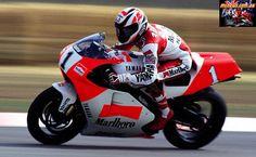 500 gp   Yamaha R1 2009 Vs Yamaha YZR 500 GP 1992