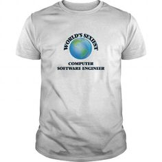 World's Sexiest Computer Software Engineer T Shirts, Hoodies. Check Price ==► https://www.sunfrog.com/Jobs/Worlds-Sexiest-Computer-Software-Engineer-White-Guys.html?41382