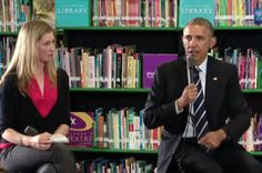4 Things We Learned from The Obama Town Hall with SheKnows