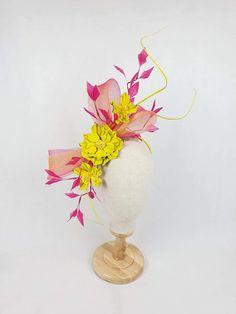 Trans-seasonal Designs – Millinery By Mel Fascinator Hats, Fascinators, Headpiece, Race Day, All Design, Headbands, Seasons, Creative, Crowns