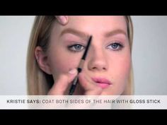 Smashbox Brow Tech Matte Pencil and Gloss Stick Giveaway 11/9 - Moms Own Words