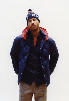 Supreme. Autumn Winter Fashion, Fall Winter, Winter Style, Jason Dill, Vintage Hipster, Women Ties, Winter Collection, Work Wear, Winter Jackets