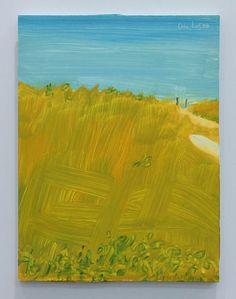 Alex Katz, White Boat (2008)