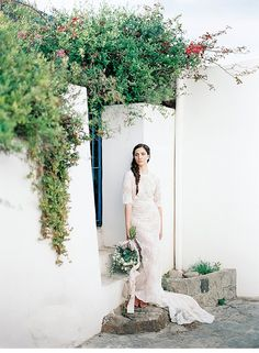 Beautiful Sicily Bride by Les Amis Photo
