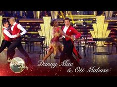 Danny Mac & Oti Charleston to 'Puttin' On The Ritz' by Gregory Porter - Strictly 2016: Blackpool - YouTube